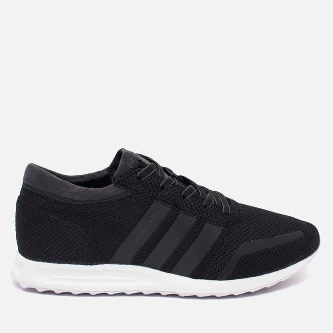 Кроссовки adidas Originals Los Angeles Core Black/White