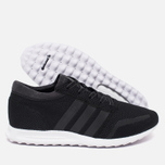 Кроссовки adidas Originals Los Angeles Core Black/White фото- 2