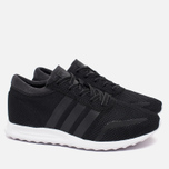 Кроссовки adidas Originals Los Angeles Core Black/White фото- 1