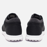 Кроссовки adidas Originals Los Angeles Core Black/White фото- 3