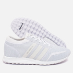 Кроссовки adidas Originals Los Angeles Core White/Vintage White фото- 2