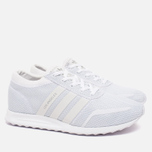 Кроссовки adidas Originals Los Angeles Core White/Vintage White фото- 1