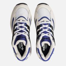 Кроссовки adidas Originals LXCON 94 White/Core Black/Energy Ink фото- 1