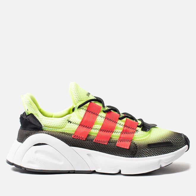 Кроссовки adidas Originals LXCON Core Black/Shock Red/Cloud White