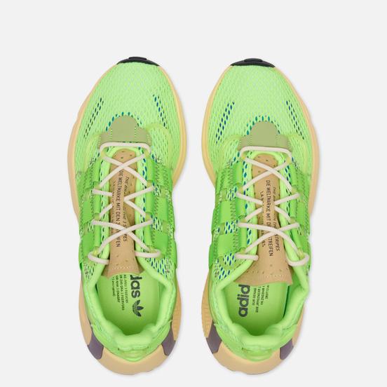 Кроссовки adidas Originals LXCON Signal Green/Solar Green/Solar Yellow