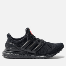Кроссовки adidas Performance x Manchester United FC Ultra Boost OG Core Black/Core Black/Real Red фото- 3
