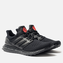 Кроссовки adidas Performance x Manchester United FC Ultra Boost OG Core Black/Core Black/Real Red фото- 0