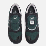 Кроссовки adidas Originals Micropacer OG Junink/Core Black/Red фото- 4