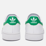 Кроссовки adidas Originals Munchen Core White/Green/Gold Metallic фото- 3