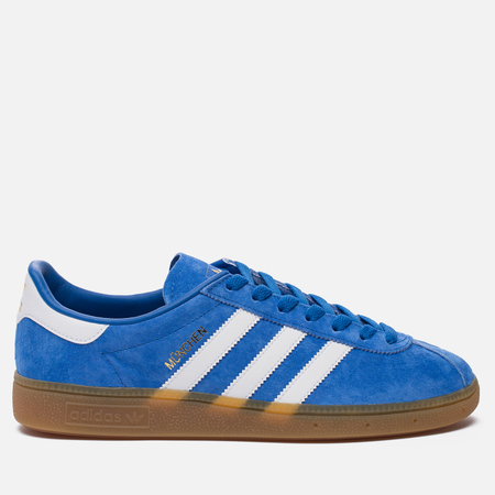 Кроссовки adidas Originals Munchen Future Blue/White/Gum