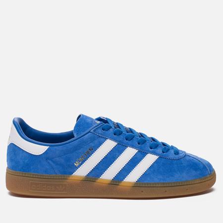 Кроссовки adidas Originals Munchen Future Blue/White/Gum