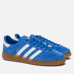 Кроссовки adidas Originals Munchen Future Blue/White/Gum фото- 1