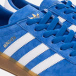 Кроссовки adidas Originals Munchen Future Blue/White/Gum фото- 5
