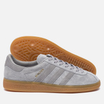 Кроссовки adidas Originals Munchen Heather Solid Grey/Solid Grey/Gum фото- 1