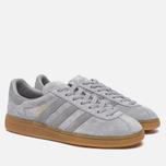 Кроссовки adidas Originals Munchen Heather Solid Grey/Solid Grey/Gum фото- 2