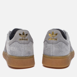 Кроссовки adidas Originals Munchen Heather Solid Grey/Solid Grey/Gum фото- 3