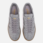 Кроссовки adidas Originals Munchen Heather Solid Grey/Solid Grey/Gum фото- 4