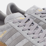 Кроссовки adidas Originals Munchen Heather Solid Grey/Solid Grey/Gum фото- 5