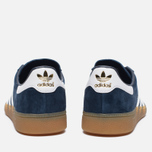 Кроссовки adidas Originals Munchen Collegiate Navy/White/Gum фото- 3