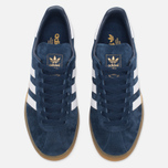 Кроссовки adidas Originals Munchen Collegiate Navy/White/Gum фото- 4