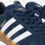 Кроссовки adidas Originals Munchen Collegiate Navy/White/Gum фото- 5