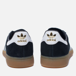 Кроссовки adidas Originals Munchen Core Black/White/Gum фото- 3