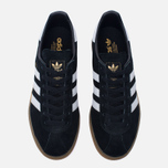 Кроссовки adidas Originals Munchen Core Black/White/Gum фото- 4