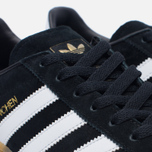 Кроссовки adidas Originals Munchen Core Black/White/Gum фото- 5