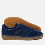 Кроссовки adidas Originals Munchen Dark Blue/Navy/Gum фото- 1