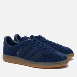 Кроссовки adidas Originals Munchen Dark Blue/Navy/Gum фото- 2