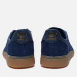 Кроссовки adidas Originals Munchen Dark Blue/Navy/Gum фото- 3