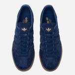 Кроссовки adidas Originals Munchen Dark Blue/Navy/Gum фото- 4