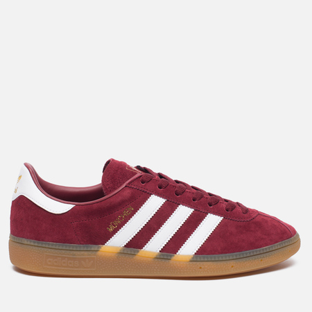 Кроссовки adidas Originals Munchen Red/White/Gum