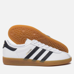 Кроссовки adidas Originals Munchen White/Core Black/Gum фото- 1