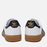 Кроссовки adidas Originals Munchen White/Core Black/Gum фото- 3