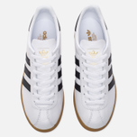 Кроссовки adidas Originals Munchen White/Core Black/Gum фото- 4