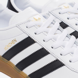 Кроссовки adidas Originals Munchen White/Core Black/Gum фото- 5