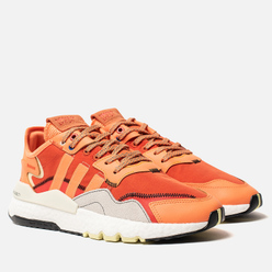 Кроссовки adidas Originals Nite Jogger Amber Tint/Orbit Grey/Hi-Res Red
