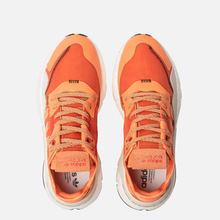 Кроссовки adidas Originals Nite Jogger Amber Tint/Orbit Grey/Hi-Res Red фото- 1