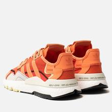 Кроссовки adidas Originals Nite Jogger Amber Tint/Orbit Grey/Hi-Res Red фото- 2