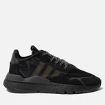 Кроссовки adidas Originals Nite Jogger Core Black/Carbon/Carbon фото- 0