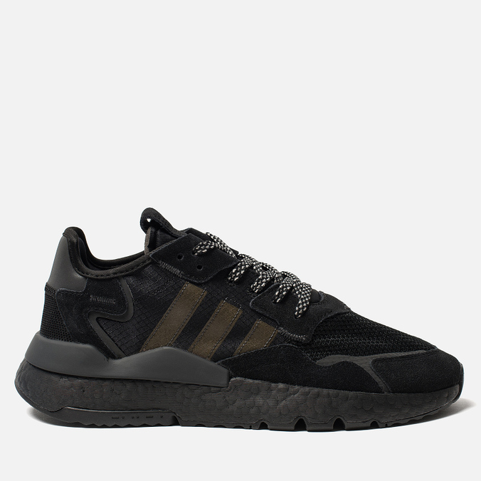 Кроссовки adidas Originals Nite Jogger Core Black/Carbon/Carbon