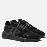 Кроссовки adidas Originals Nite Jogger Core Black/Carbon/Carbon фото- 2