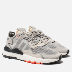 Кроссовки adidas Originals Nite Jogger Grey Two/MGH Solid Grey/Solar Orange