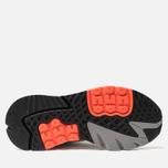 Кроссовки adidas Originals Nite Jogger Grey Two/MGH Solid Grey/Solar Orange фото- 4