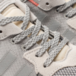 Кроссовки adidas Originals Nite Jogger Grey Two/MGH Solid Grey/Solar Orange фото- 6