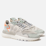 Кроссовки adidas Originals Nite Jogger Raw White/Grey One/Vapour Green фото- 2