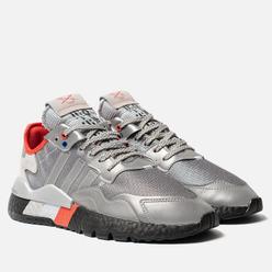 Кроссовки adidas Originals Nite Jogger Silver Metallic/Silver Metallic/Core Black