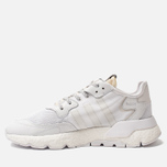Кроссовки adidas Originals Nite Jogger White/Crystal White/Crystal White фото- 1