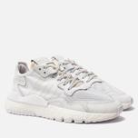Кроссовки adidas Originals Nite Jogger White/Crystal White/Crystal White фото- 2